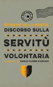 Discorso sulla servitù volontaria Copertina del libro