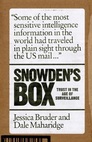Snowden's Box PDF Download