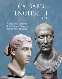 Caesar's English II Classical Education Edition