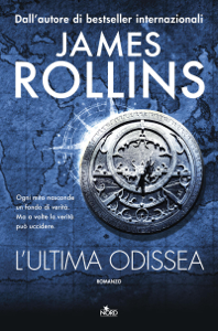 L'ultima Odissea Copertina del libro