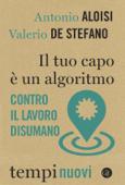Il tuo capo è un algoritmo Book Cover