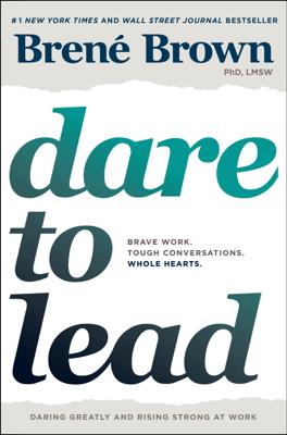 Dare to Lead - Brené Brown book
