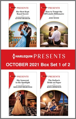 Harlequin Presents October 2021 - Box Set 1 of 2