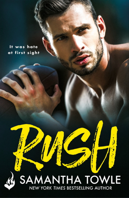 Samantha Towle - Rush book