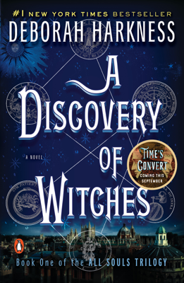 Deborah Harkness - A Discovery of Witches book
