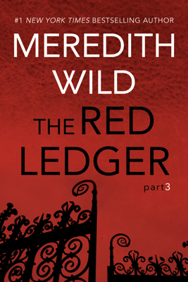 The Red Ledger: 3 - Meredith Wild book