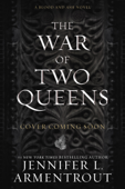 The War of Two Queens Book Cover