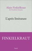 L'après littérature Book Cover