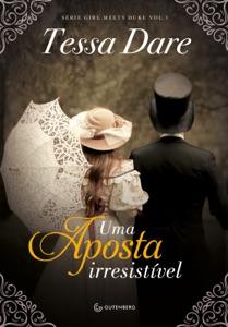 Uma aposta irresistível de Tessa Dare Capa de livro