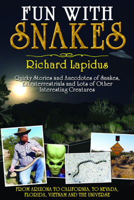 Fun with Snakes - Richard Lapidus book