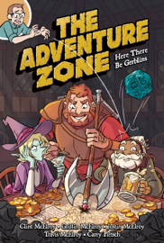 The Adventure Zone: Here There Be Gerblins book