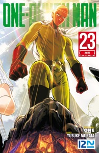 ONE-PUNCH MAN - tome 23 Book Cover