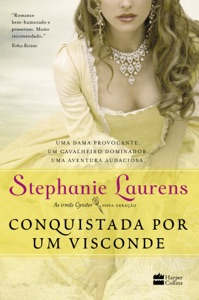 Conquistada por um Visconde Book Cover