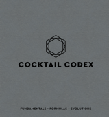 Cocktail Codex Book Cover