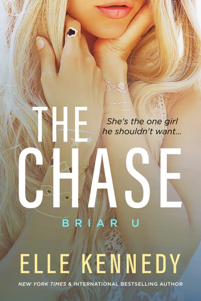 The Chase - Elle Kennedy book cover