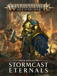 Battletome: Stormcast Eternals da Games Workshop