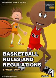 Basketball Rules and Regulations book