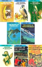 Franklin W. Dixon The Hardy Boys Series Collection 8 Book Set Part V : 033-40.