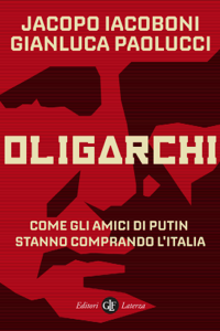 Oligarchi Book Cover