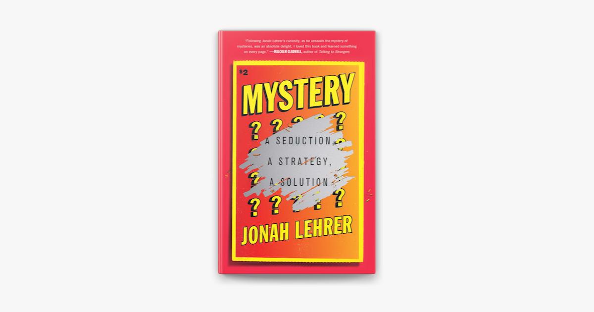 Mystery on Apple Books