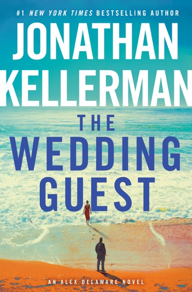 The Wedding Guest - Jonathan Kellerman book cover