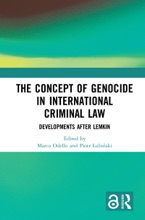 The Concept Of Genocide In International Criminal Law