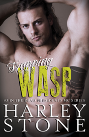 Trapping Wasp book