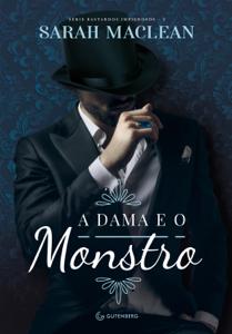 A dama e o monstro Book Cover