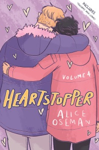Heartstopper Volume Four Book Cover