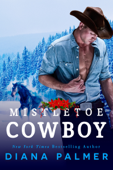 Mistletoe Cowboy Book Cover