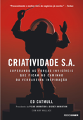Criatividade S.A. Book Cover