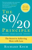 The 80/20 Principle, Third Edition Book Cover