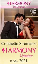 Download Cofanetto 8 Harmony Collezione n.58/2021