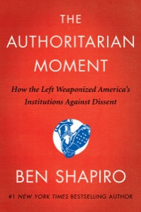 The Authoritarian Moment Book Cover