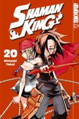 Shaman King – Einzelband 20