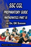 SSC CGL Preparatory Guide -Mathematics Part 3