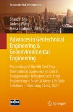 Advances in Geotechnical Engineering & Geoenvironmental Engineering