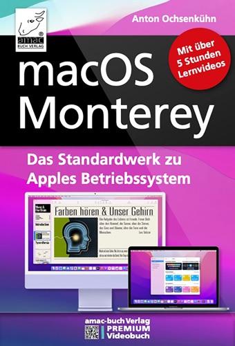 macOS Monterey Standardwerk