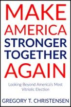Make America Stronger Together Again