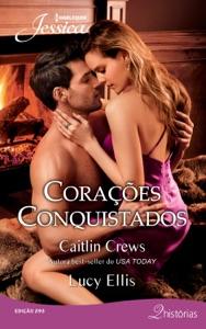 Corações Conquistados Book Cover