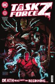 Task Force Z (2021-) #1