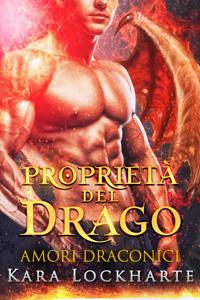 Proprietá del drago Book Cover