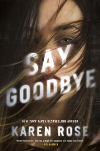 Say Goodbye Book Cover