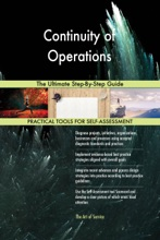 Continuity Of Operations The Ultimate Step-By-Step Guide