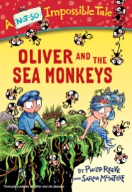 Oliver and the Sea Monkeys PDF Download
