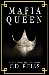 Mafia Queen Book Cover