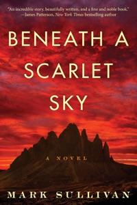 Beneath a Scarlet Sky Book Cover