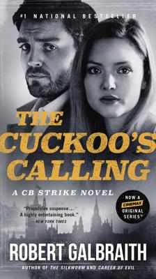 Robert Galbraith - The Cuckoo's Calling book
