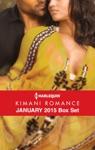 Harlequin Kimani Romance January 2015 Box Set
