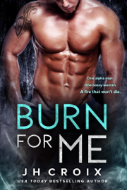Burn For Me book